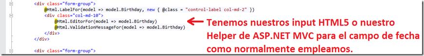 Helpers de ASP.NET MVC