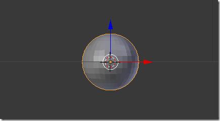 Crear una esfera